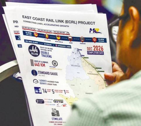 Gamuda, IJM tipped to be big winners in ECRL revival