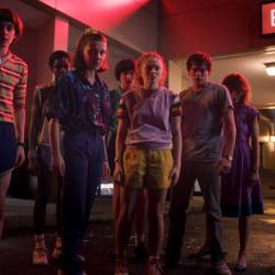 Stranger Things, Season 3 on Netflix-courtesy of Netflix France