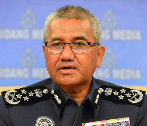 Don't speculate over King's resignation: IGP
