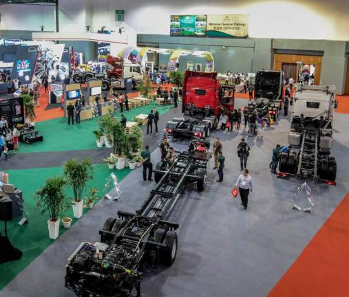 Malaysian Commercial Vehicle Expo to see more than 70 exhibitors