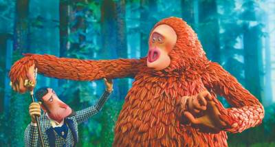 Movie review: The Missing Link