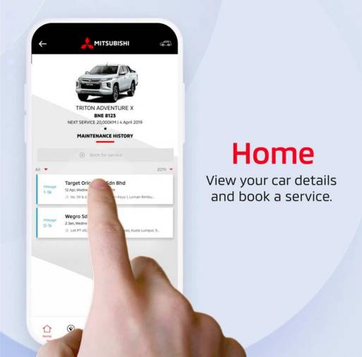 'Mitsubishi Connect' mobile app introduced in Malaysia
