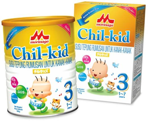 Morinaga Chil-kid wins Readers' Choice 2019 Award