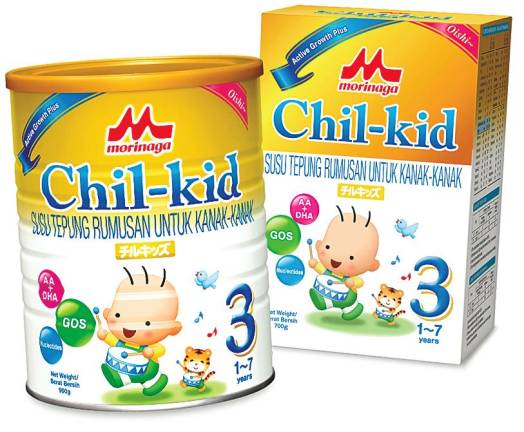 Get more with Morinaga Chil-kid Lucky Star Contest