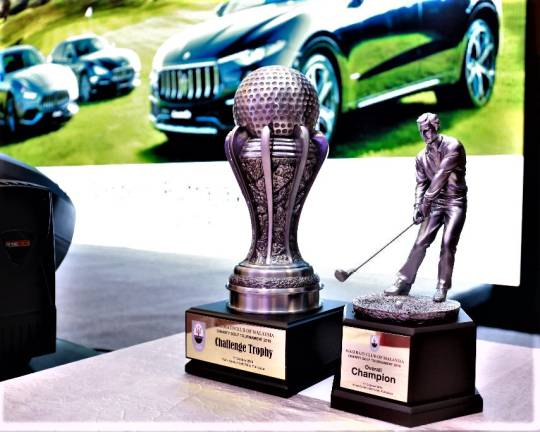 Maserati Club of Malaysia did some charity recently