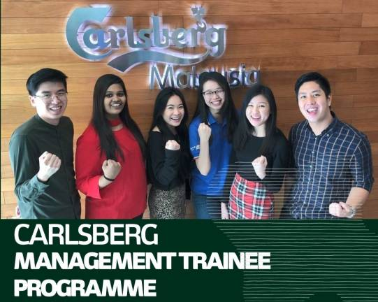 Carlsberg seeks young talent