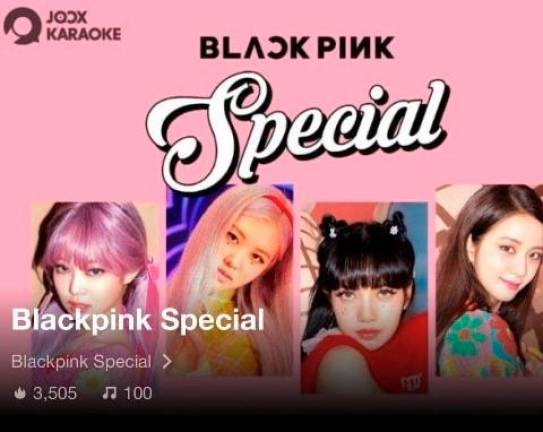Sing and dance along to BLACKPINK's The ALBUM in JOOX