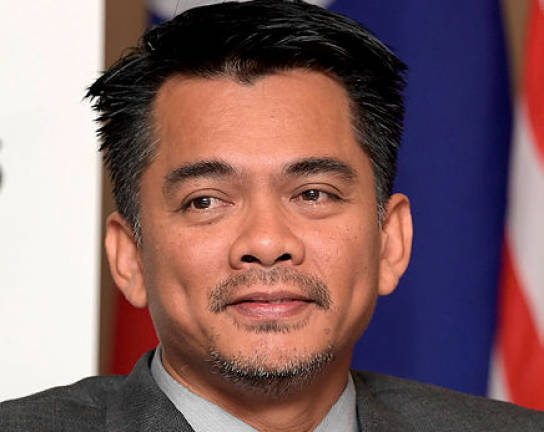 Deputy Home Minister Azis Jamman injured in road crash