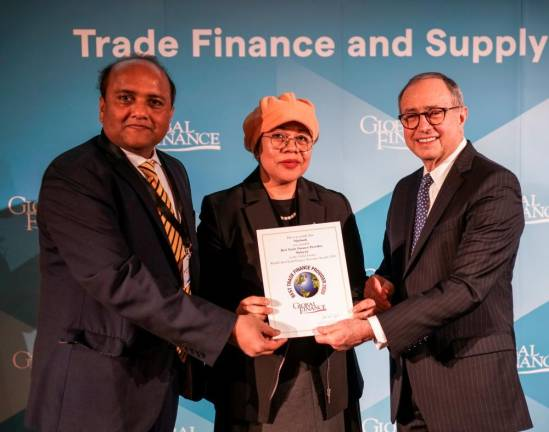 Maybank recognised as Best Trade Finance Provider 2020