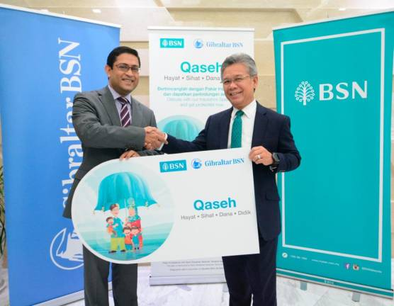 BSN launches Qaseh insurance product range