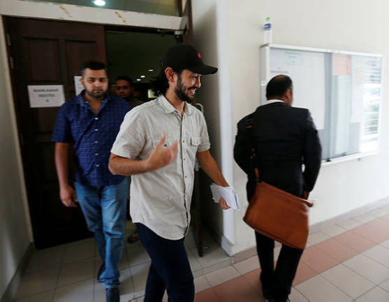 Arrest warrant against Farid Kamil revoked, bail increased