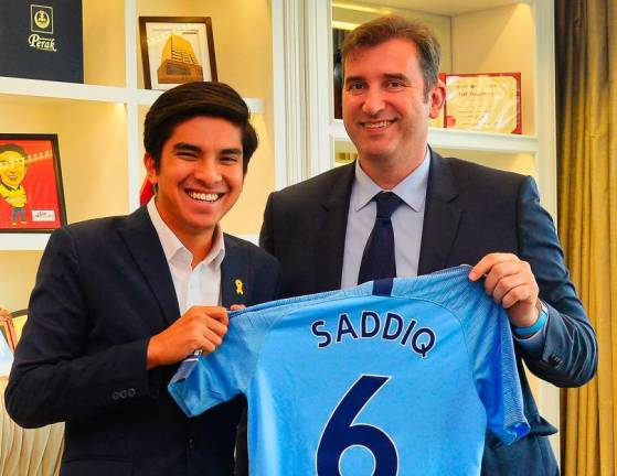 EPL: Man City owner wants to invest in Malaysian club
