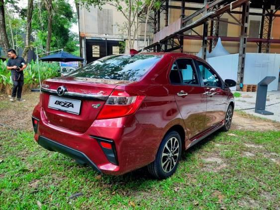 2020 Perodua Bezza launched