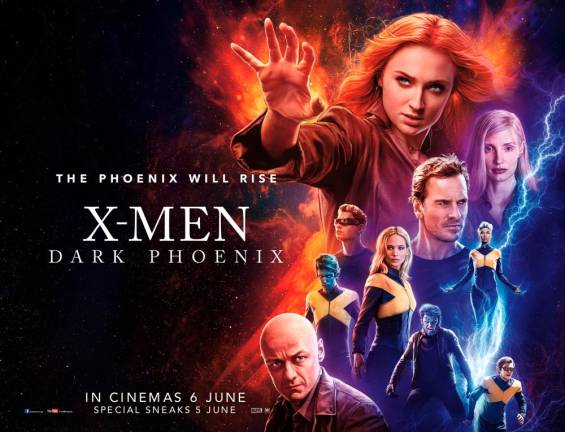 X-Men : Dark Phoenix en Streaming Complet