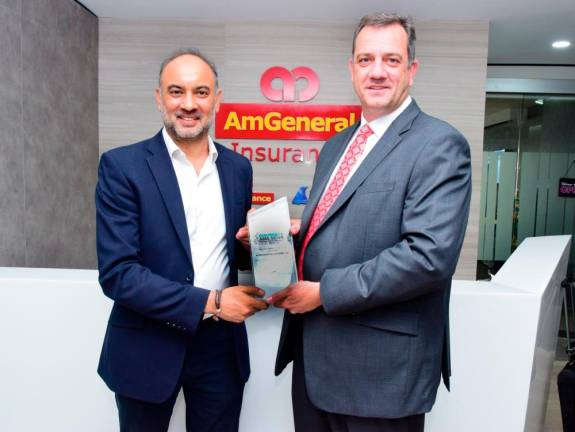 AmGeneral Insurance bags 'Property & Casualty Insurer of the Year 2019 - Malaysia'