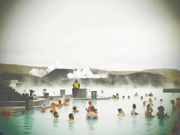 Picturesque breathtaking Iceland