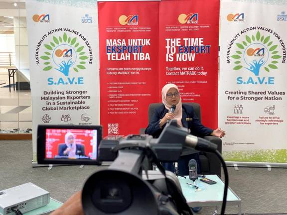 Matrade aims to prepare 15,000 Malaysian companies for export in 2020