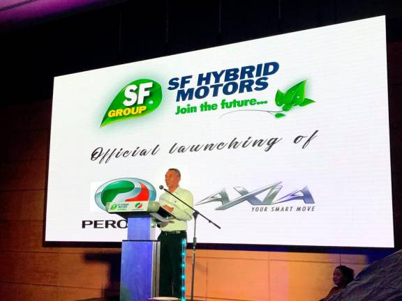 Perodua debuts in the Seychelles with Axia