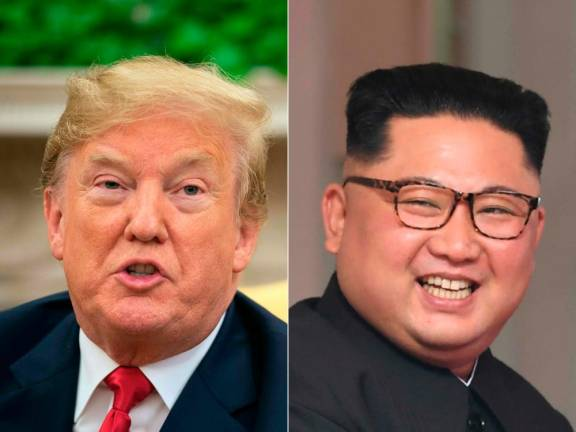 Book reveals Trump's letters to Kim