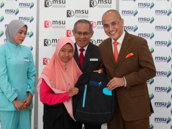 MSU launches new medical centre in Shah Alam