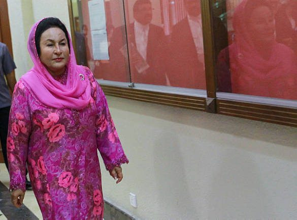 Transfer of Rosmah's graft case to High Court for justice: Prosecution