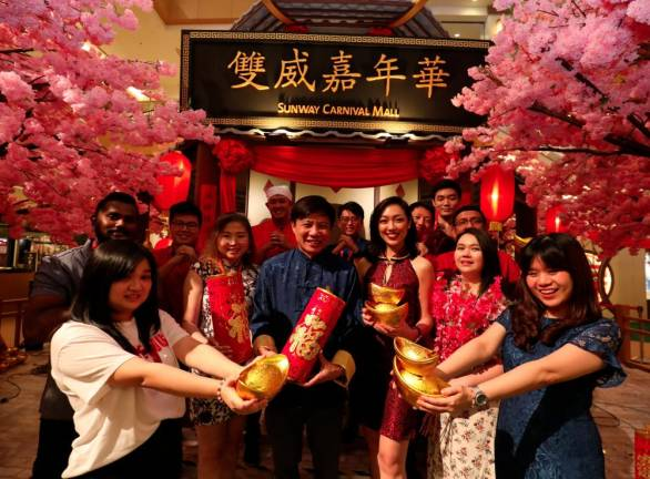 Sunway Group prepares to welcome the Lunar New Year in Penang