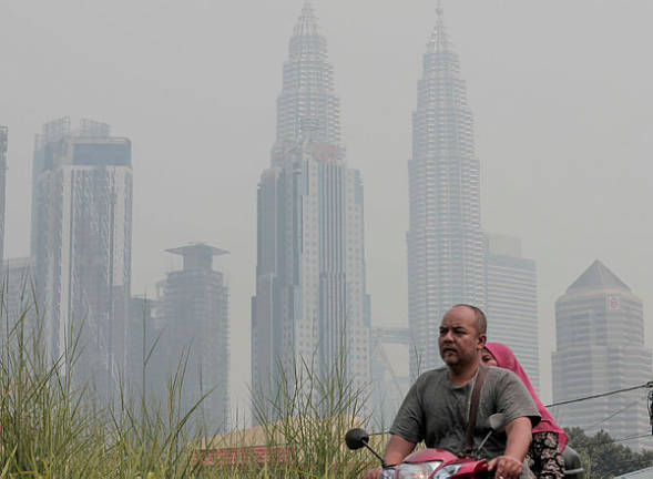 No cloud seeding today due to unsuitable weather condition: MetMalaysia