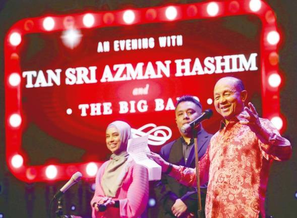 Azman Hashim celebrates 80th birthday