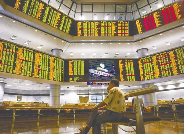 Largest foreign fund outflow from Bursa in 8 weeks