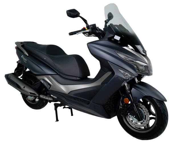 $!New Elegan 250 with ABS launched