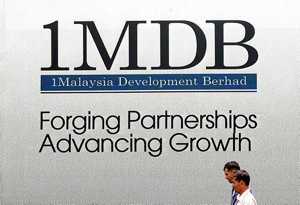 1MDB forfeiture: RM1.2m from 3 entities back to govt's coffers