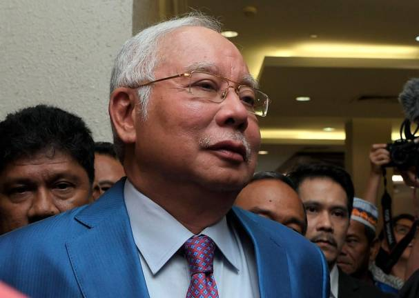 Najib tells court he was unaware SRC planned to borrow RM3.95b from KWAP