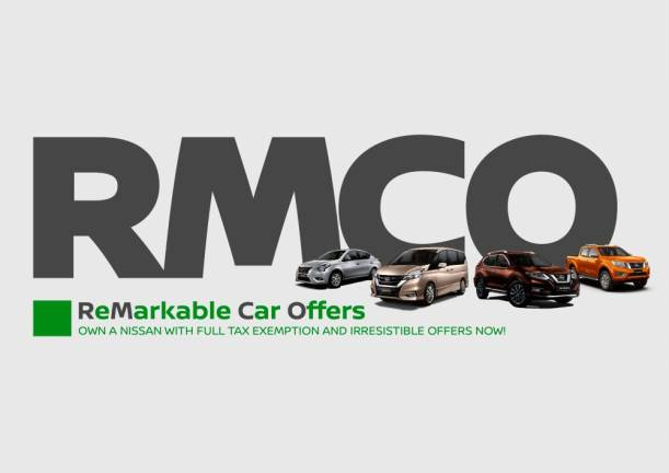 Nissan Malaysia's very own 'RMCO' offers up to RM15,437 in savings