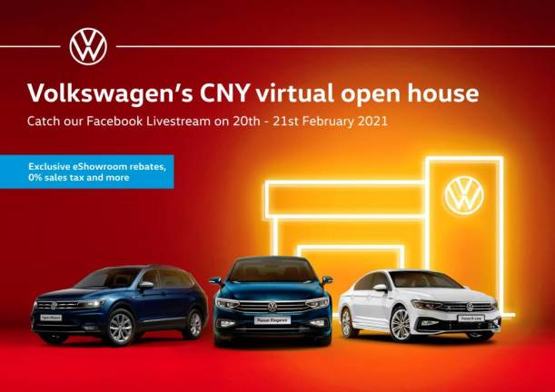 Ox-picious CNY with VW