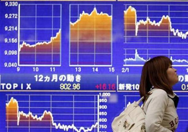 Asian shares climb, wager all on dovish Fed, trade hopes revive