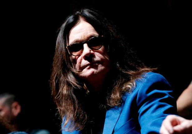 Ozzy Osbourne says he's recovering, not dying