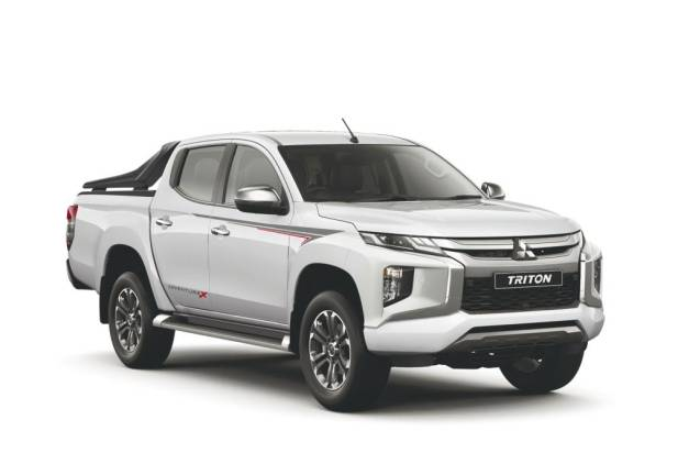 Mitsubishi Triton is segment's only 2019 positive growth