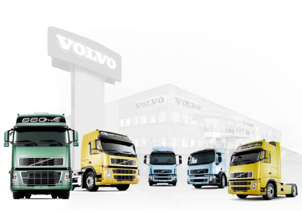 Volvo Trucks upgrades help logistics companies cut fuel consumption