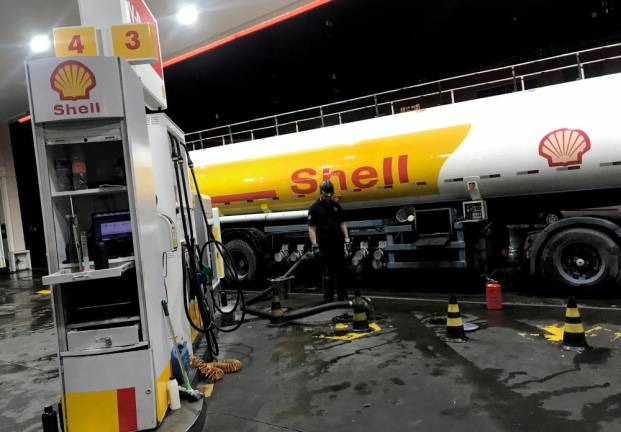 Shell to write off US$15 billion to US$22 billion worth of assets