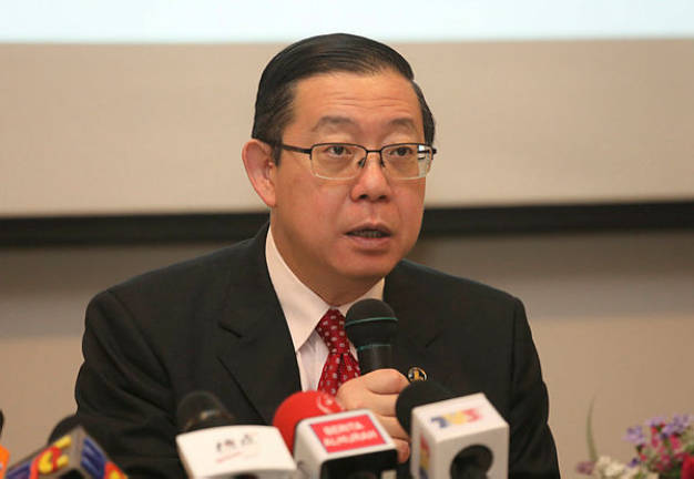 Guan Eng refutes notion that costs have increased after SST was implemented
