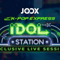 Watch I-LAND and IDOL STATION on JOOX's Kpop Express