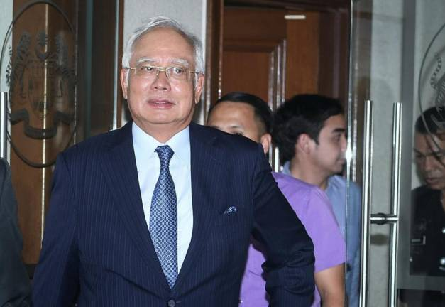 Court of Appeal to hear Najib's appeals on March 11 and 12