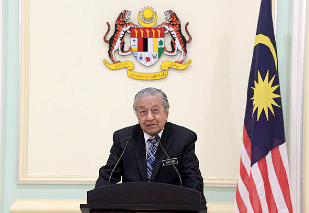 Kedah PH needs to function as coalition govt: Dr Mahathir