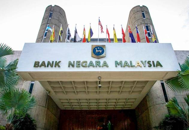 BNM's international reserves up marginally to US$107.8b as at Jan 15