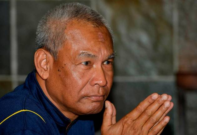 Ex-IGP wants authorities to speed up probe into Mohamaddin's allegation on Lahad Datu intrusion