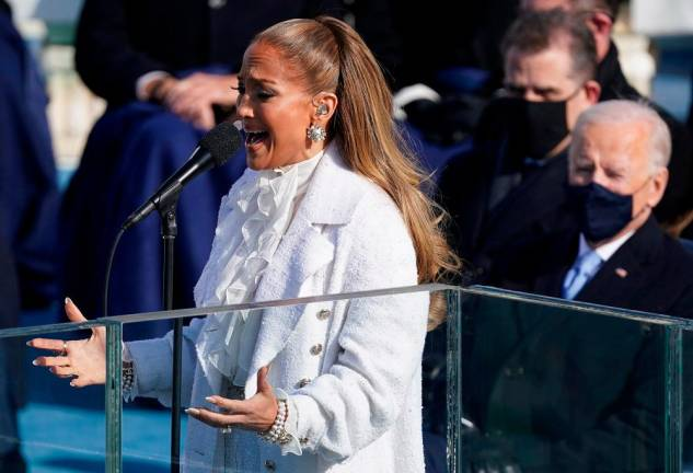 Cesar Chavez and JLo: Biden ushers in new era of hope for Latinos