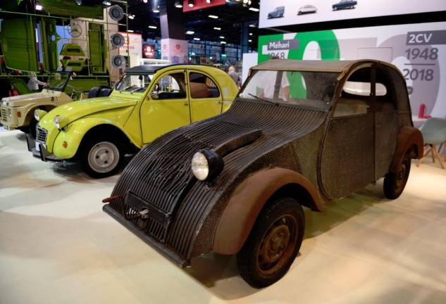 80 years ago the first Citroen 2CV almost launched, but didn't