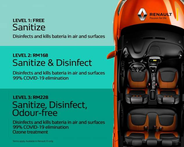 $!More savings, peace of mind with Renault