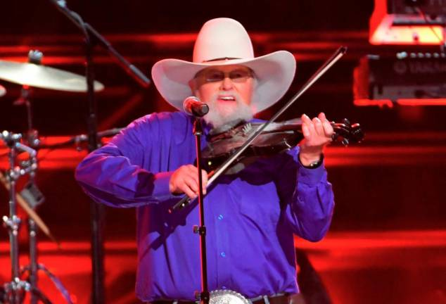 Country legend Charlie Daniels dies at 83