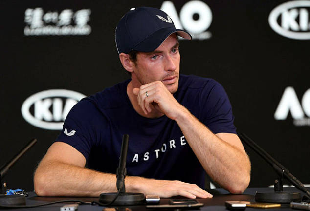 End in sight for magnificent Murray